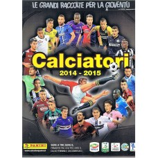 Calciatori Panini 2014/15 Empty Album